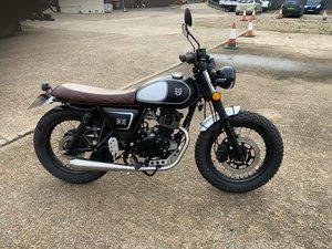 Picture of 2020 Mutt Mastiff 125cc For Sale