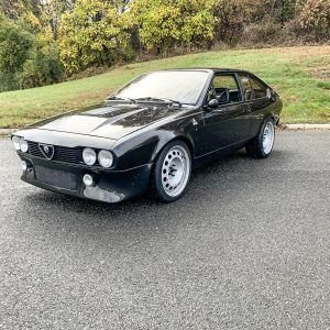 Picture of 1984 Alfa Romeo GTV 6 Manual Grey(~)Black For Sale