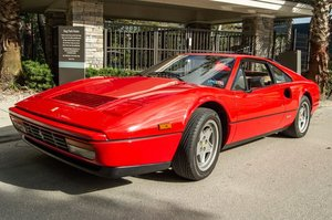 Picture of 1988 Ferrari 328 GTB Coupe clean Red(~)Tan Manaul $114.5k For Sale
