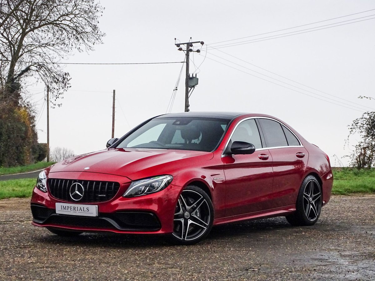 2017 Mercedes-Benz C63 AMG SOLD (picture 1 of 15)