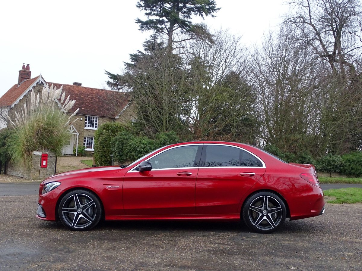 2017 Mercedes-Benz C63 AMG SOLD (picture 2 of 15)