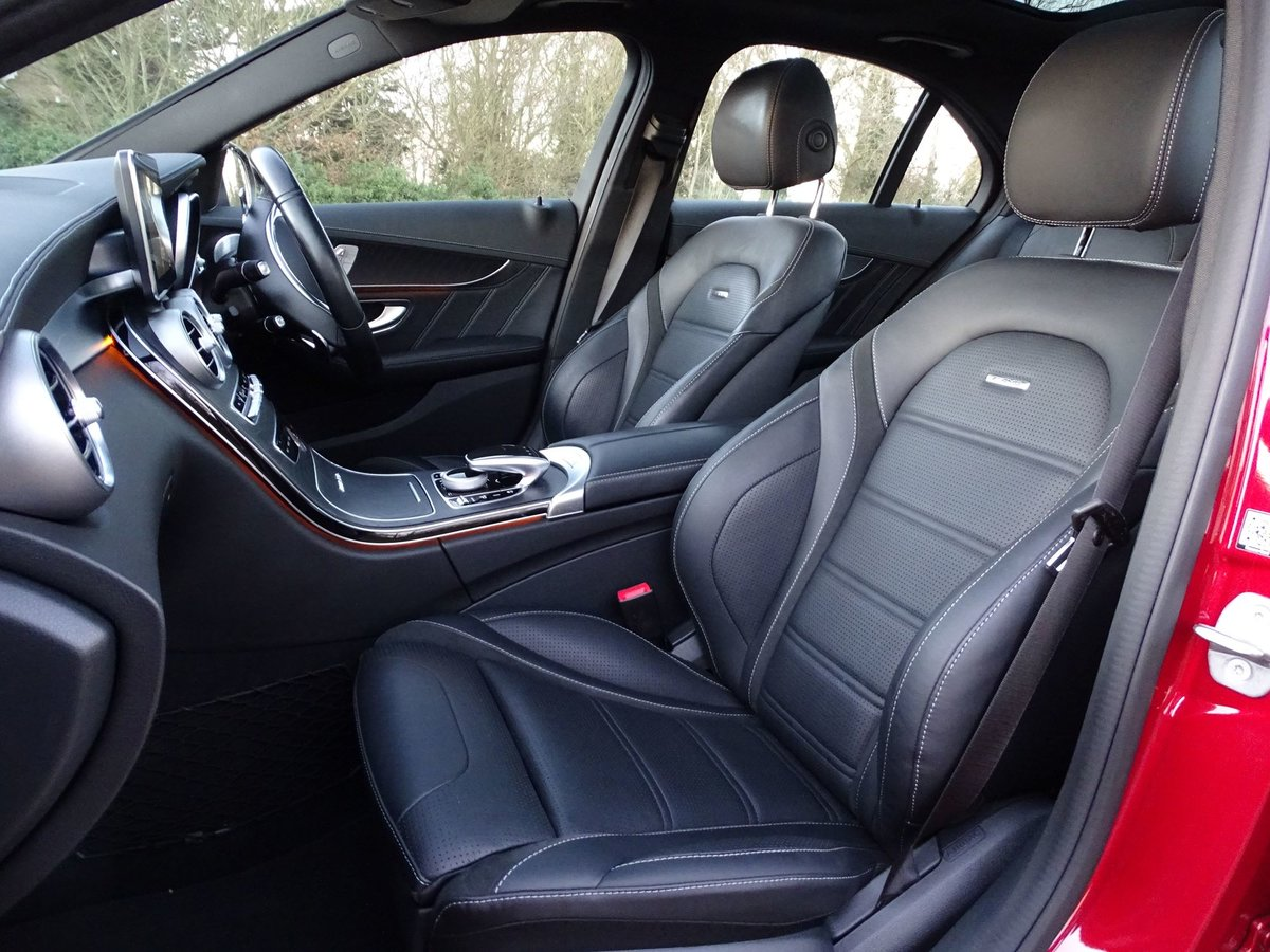 2017 Mercedes-Benz C63 AMG SOLD (picture 3 of 15)