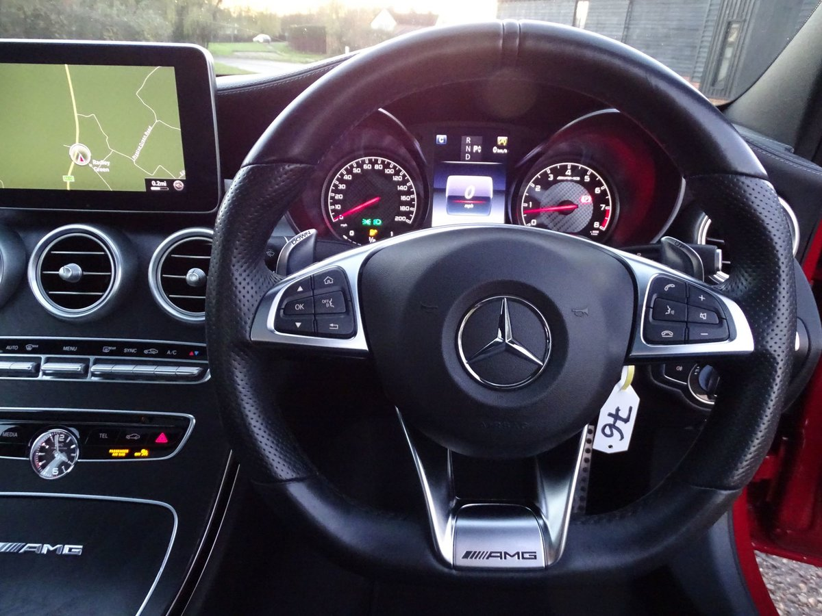 2017 Mercedes-Benz C63 AMG SOLD (picture 7 of 15)