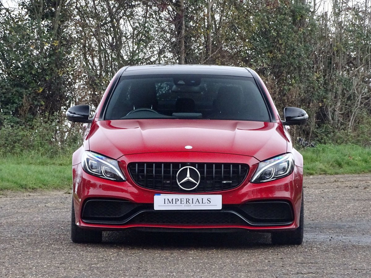 2017 Mercedes-Benz C63 AMG SOLD (picture 9 of 15)