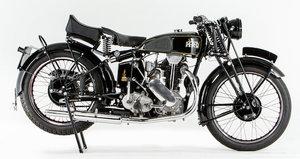 Picture of 1933 Vincent-HRD 499cc Model P