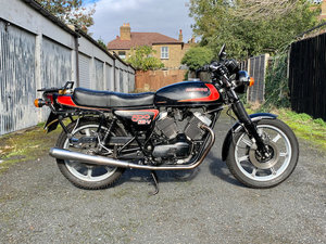 Picture of 1983 Moto Morini 500 Sei-V For Sale by Auction
