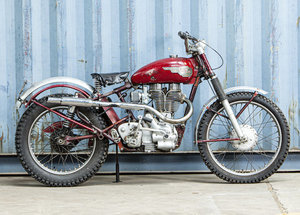 Picture of 1956 Royal Enfield 346cc Bullet Trials For Sale by Auction