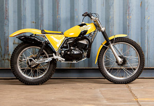 Picture of 1974 Beamish Suzuki RL250 Trials Motorcycle For Sale by Auction