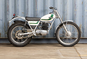 Picture of 1975 Ossa 244cc MAR Trials Motorcycle For Sale by Auction