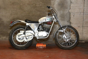 Picture of 1972 Penton (Wassell) 122cc Antelope Trials Motorcycle For Sale by Auction