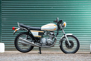 Picture of 1979 Moto Guzzi 350 GTS For Sale by Auction