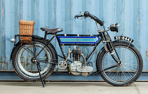 Picture of 1910 Favourite 500cc For Sale by Auction