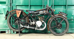 Picture of 1932 Francis-Barnett 150cc Lapwing For Sale by Auction