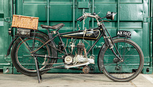 Picture of 1919 Calthorpe-JAP 2hp Lightweight For Sale by Auction
