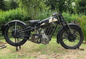 Picture of 1929 Cotton 496cc Model 25 Twin-Port For Sale by Auction