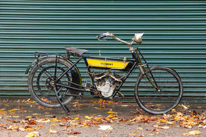 Picture of 1914 Clment 4hp Autocyclette Grand Tourisme