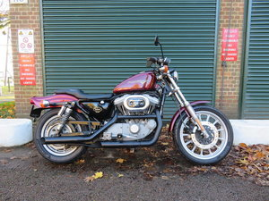 Picture of 2000 Harley-Davidson XLH 1200S Sport For Sale by Auction