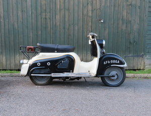 Picture of 1961 Zndapp Bella 200 For Sale by Auction