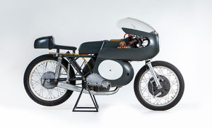 Picture of 1968 Motobi 250cc Sei Tiranti Competizione Racing Motorcycle For Sale by Auction