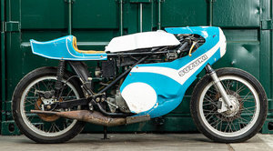 Picture of 1973 Seeley-Suzuki TR500 Racing Motorcycle Project For Sale by Auction