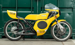 Picture of 1972 Machin-Yamaha 125cc Racing Motorcycle For Sale by Auction