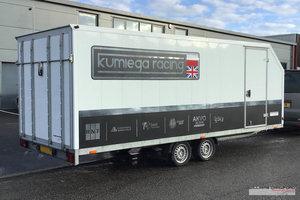 Picture of 2017 Vezeko Formula race car trailer