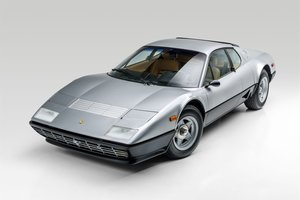 Picture of 1981 Ferrari 512BB Berlinetta Boxer very Rare Silver $265k For Sale