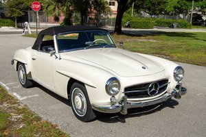 Picture of 1961 Mercedes 190SL Roadster Convertible Restored $147.5k For Sale