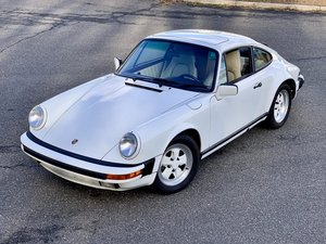 Picture of 1988 Porsche 911 Carrera Coupe only 27k miles Ivory $obo For Sale