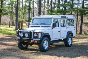Picture of 1993 Land Rover Defender 110 NAS Edition LHD Rare 1 of 500 For Sale