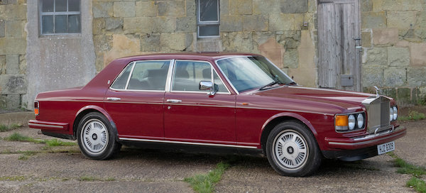 Picture of 1985 Rolls-Royce Silver Spirit Saloon For Sale by Auction
