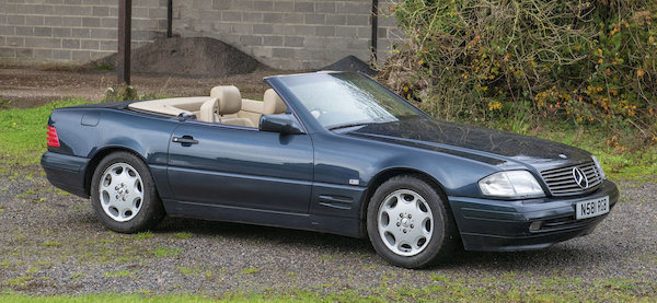 Picture of 1996 Mercedes-Benz SL500 Convertible with Hardtop For Sale by Auction