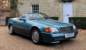 Picture of 1991 Mercedes-Benz 500SL For Sale by Auction