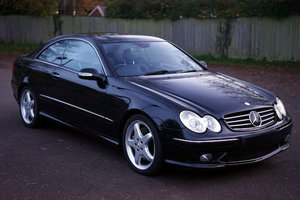 Picture of 2003 Mercedes-Benz CLK55 AMG Coup For Sale by Auction