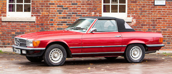 Picture of 1976 Mercedes-Benz 350SL Convertible For Sale by Auction