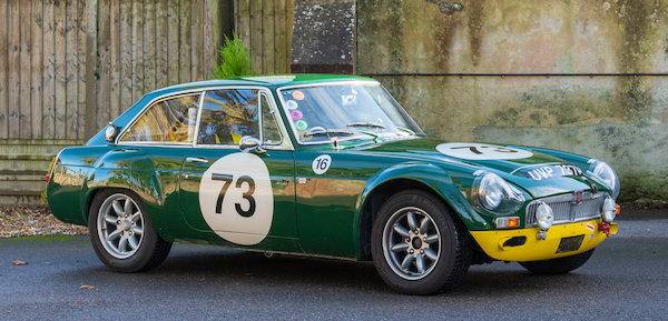 Picture of 1969 MGC Sebring Competition Coup For Sale by Auction