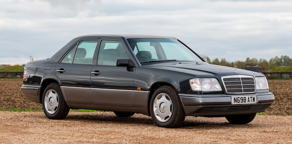 Picture of 1995 Mercedes-Benz E220 Saloon For Sale by Auction