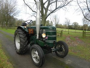 Picture of 1947 Field-Marshall Series 1 Tractor For Sale by Auction