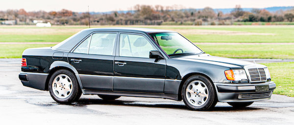 Picture of 1993 Mercedes-Benz 500E Sports Saloon For Sale by Auction
