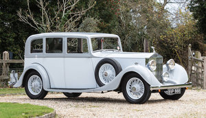 Picture of 1936 Rolls-Royce 2025hp Saloon For Sale by Auction
