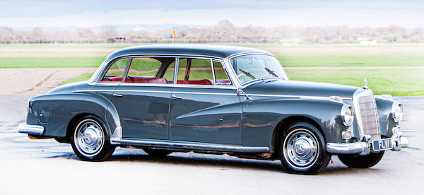 Picture of 1961 Mercedes-Benz 300d Adenauer Limousine For Sale by Auction