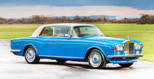 Picture of 1975 Rolls-Royce Corniche For Sale by Auction