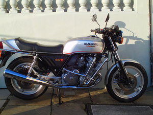 Picture of 1981 HONDA CBX1000 Z SOLD