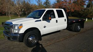 Picture of 2015  Ford F-350 Super Duty XL  10 Foot Flat(~)Bed Truck $39.