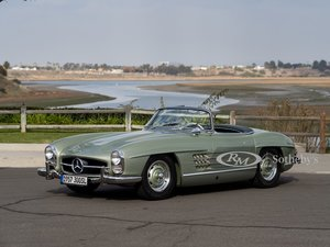 Picture of 1957 Mercedes-Benz 300 SL Roadster  For Sale by Auction
