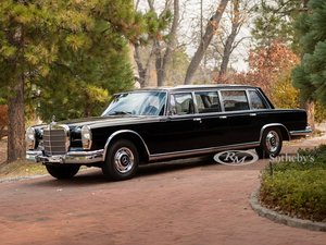 Picture of 1966 Mercedes-Benz 600 Six-Door Pullman  For Sale by Auction