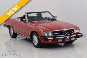 Picture of 1987 Mercedes-Benz SL-Klasse 560SL For Sale