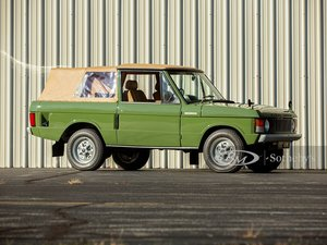Picture of 1971 Range Rover Suffix A Convertible by SVC For Sale by Auction