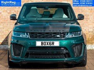 Boxer, Boxing Registration: BOX 6R