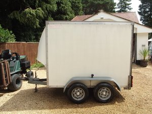 Picture of 0000 WESSEX BOX TRAILER SOLD